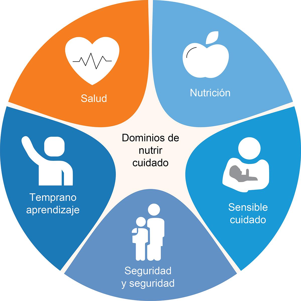 Nurturing care graph