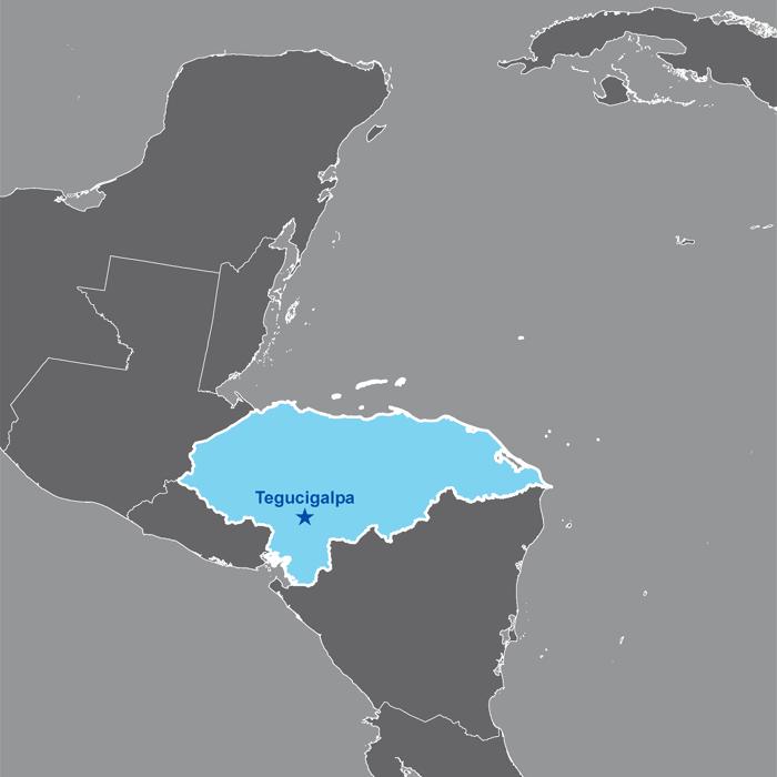 Honduras Population 2013