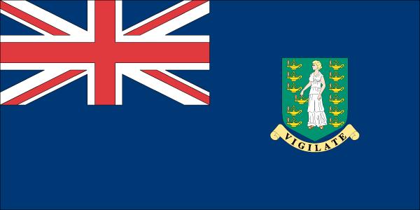 Flag of the British Virgin Islands