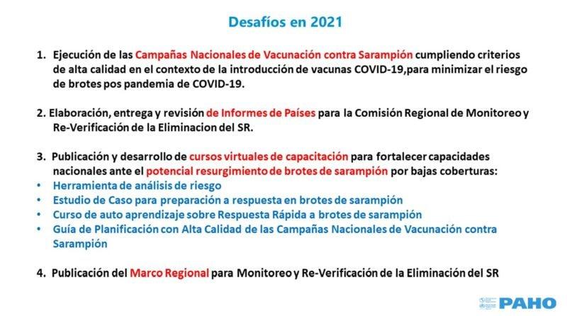 Desafíos 2021