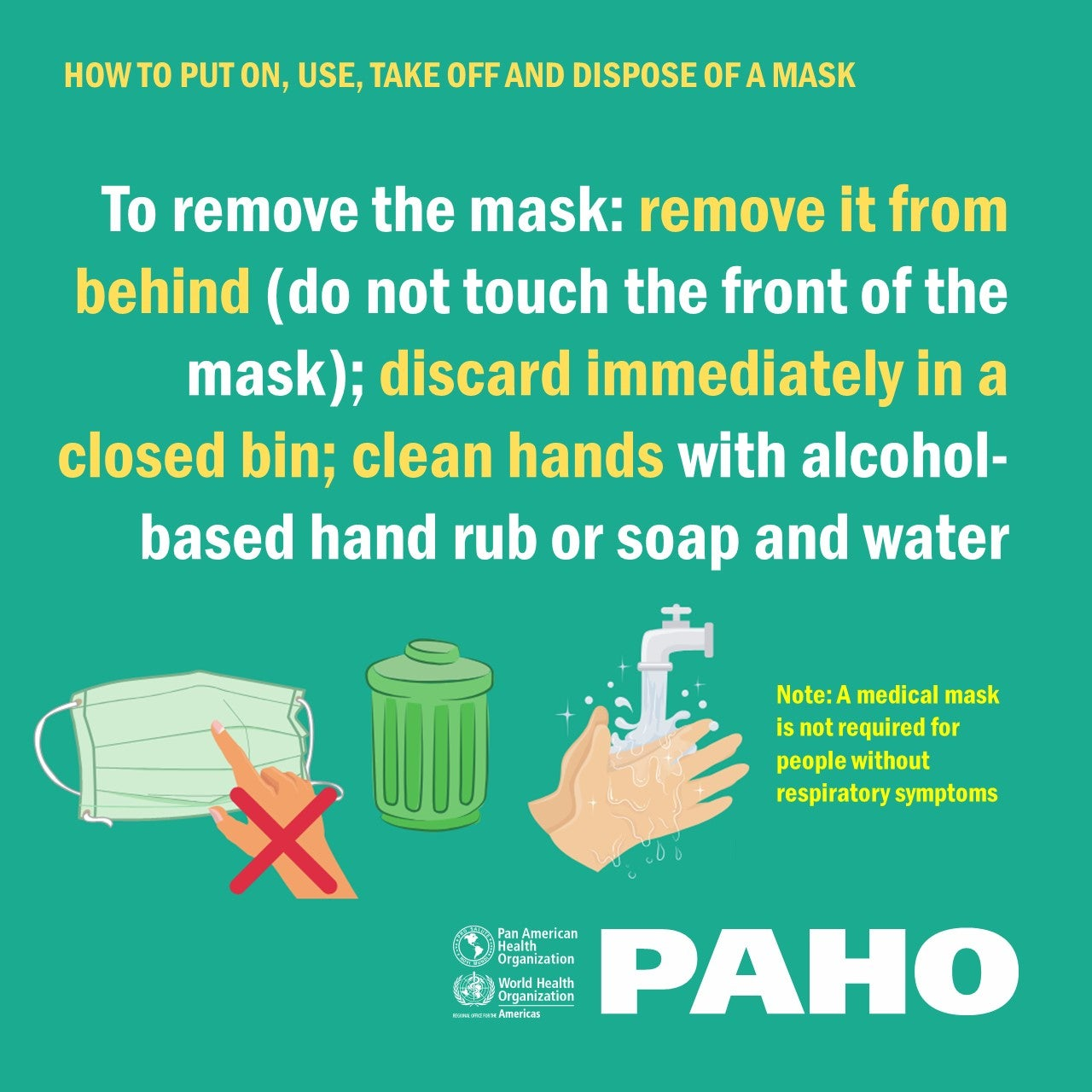 Social Media Postcard: When to use a mask (7)
