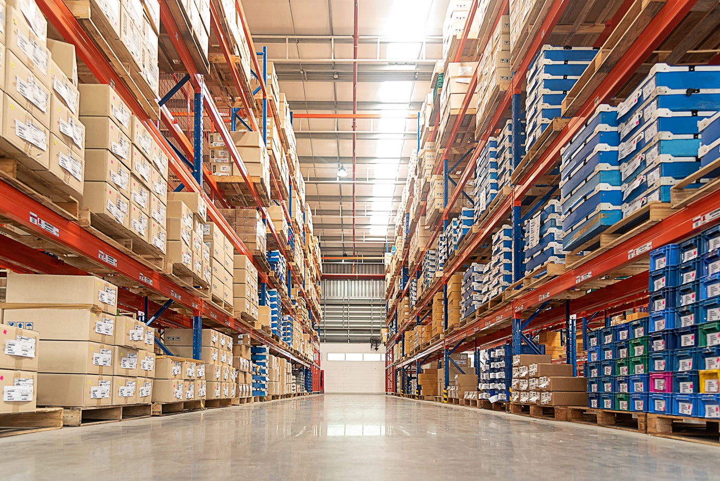 Promess warehouse