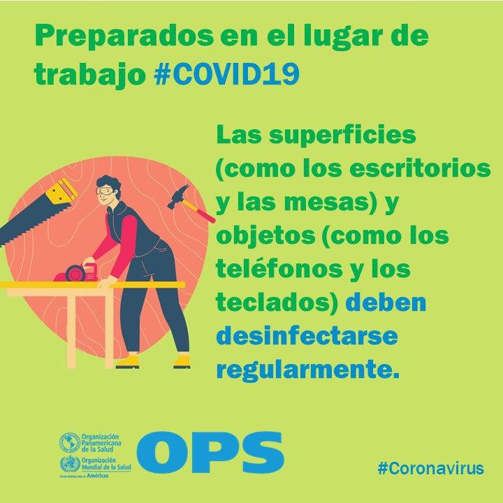 Infografía COVID-19