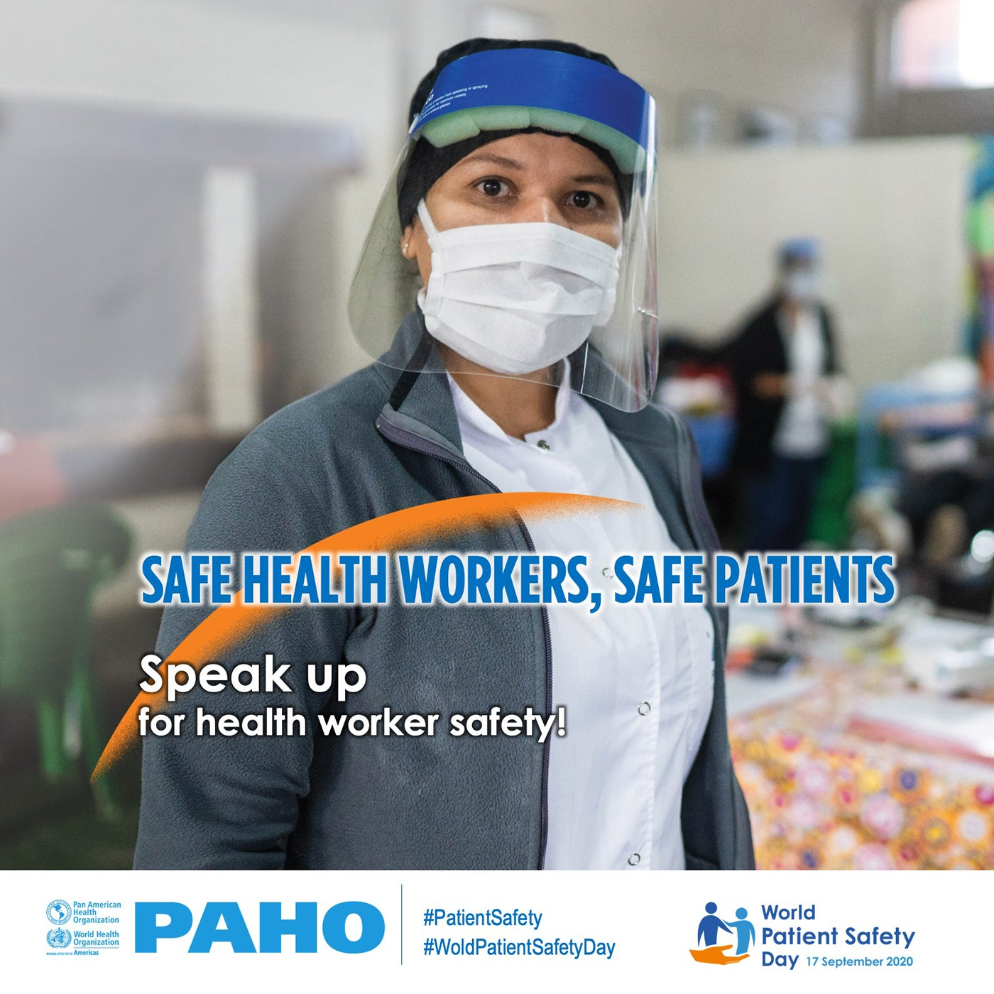 World Patient Safety Day 2020 - PAHO/WHO   Pan American ...