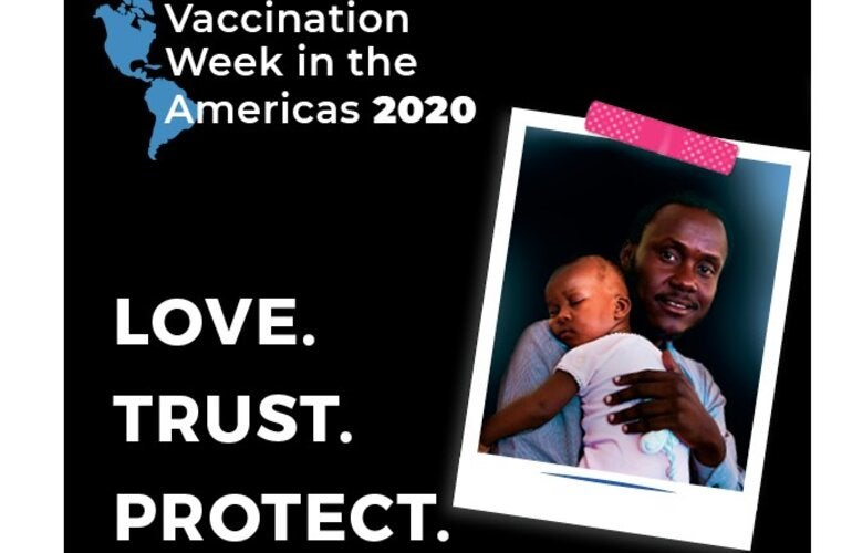 Vaccinatino Week in the Americas