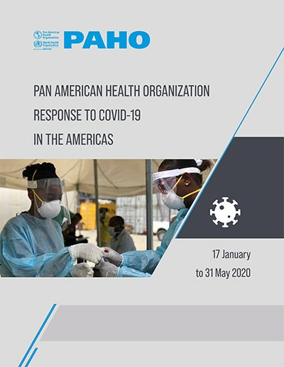 Pan American Health Organization Response to COVID-19 in the Americas