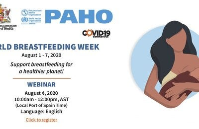 Webinar World Breastfeeding Week 2020