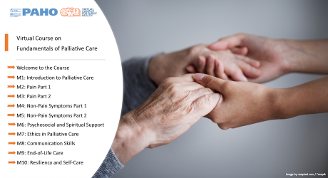 Virtual Course on Fundamentals of Palliative Care - 2020