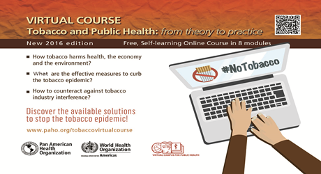 Tobacco and Public Health: From Theory to Practice (2016 Version)