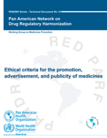 Ethical Criteria for the Promotion, Advertisement, and Publicity of Medicines