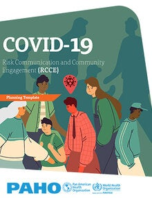 COVID-19 Risk Communication and Community Engagement (RCCE)