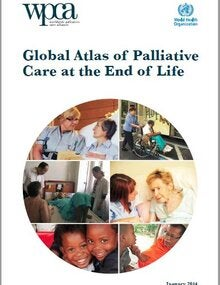 Global atlas of palliative care at the end of life
