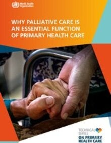Why palliative care is an essential function of primary health care