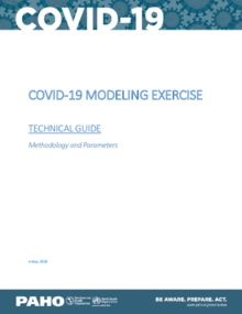 COVID-19 Modeling Exercise Technical Guide