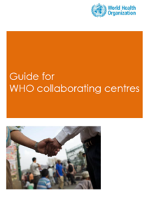 Guide for WHO Collaborating Centres