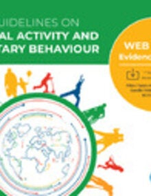 WHO guidelines on physical activity and sedentary behaviour: web annex: evidence profiles