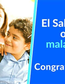 Social Media Postcard - El Salvador is officially malaria-free