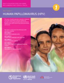 human papillomavirus fact sheet)