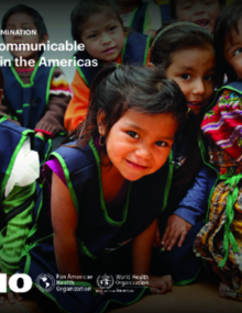 Brochure - Destination Elimination: Ending Communicable Diseases in the Americas