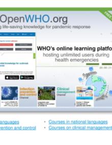 Cursos Online Oms Ops Oms Organizacion Panamericana De La Salud