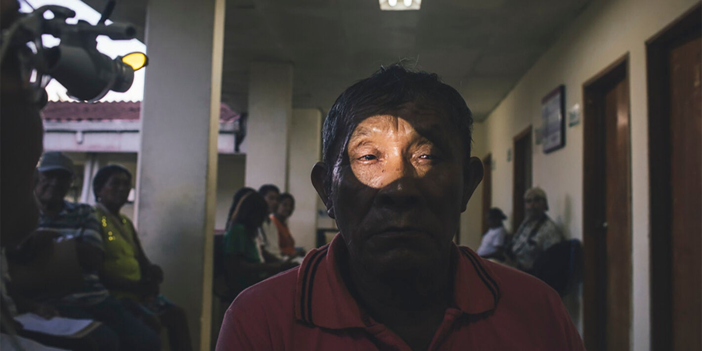 Trachoma: The Silent Blindness