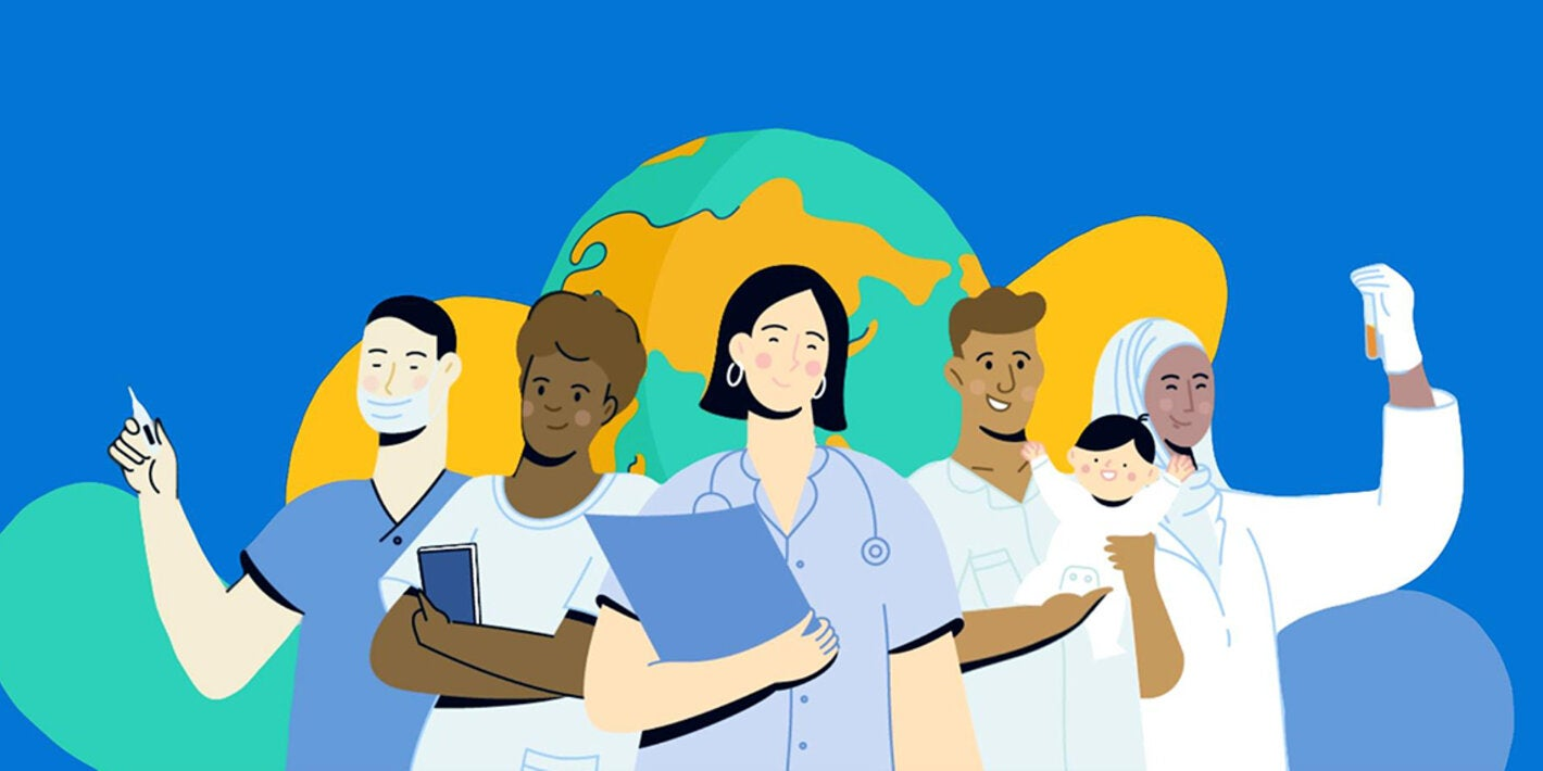 2020 marks the International Year of the Nurse and Midwife - PAHO ...