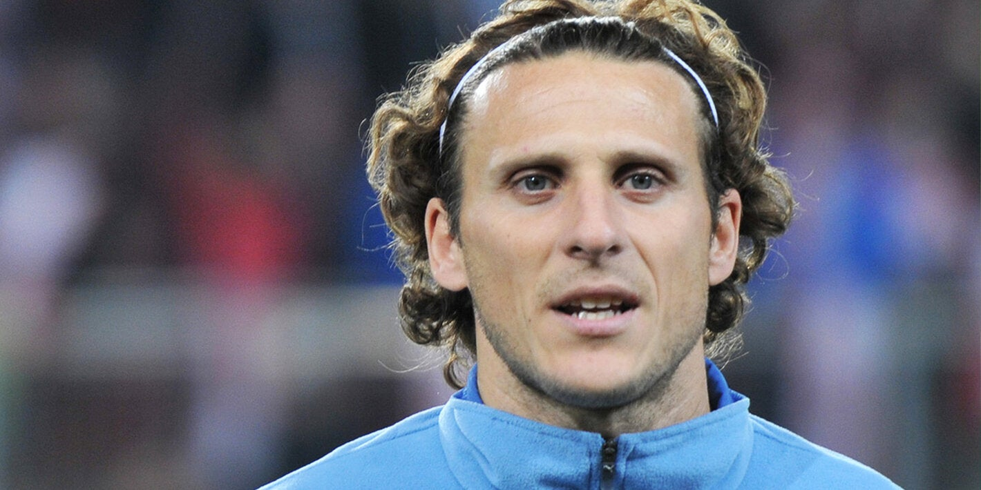 Diego Forlan Corazo