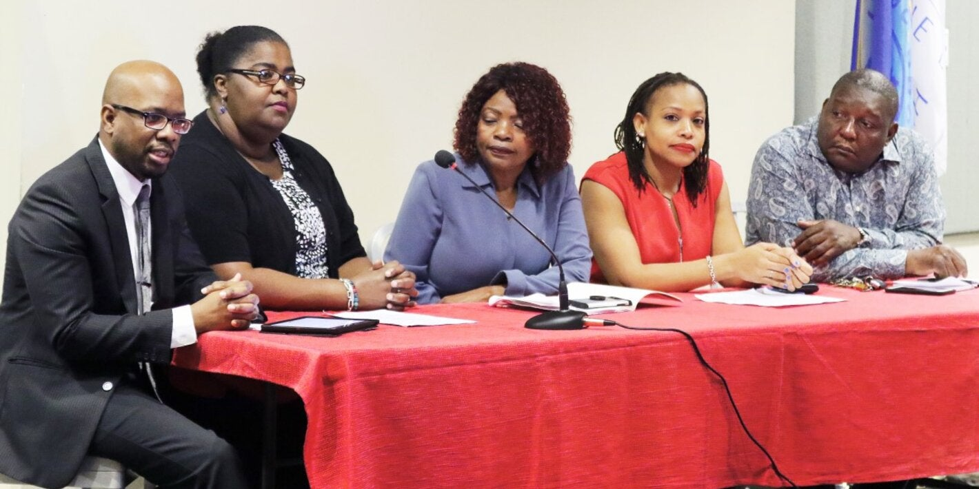 PAHO BAH hosts MHPSS Media Forum
