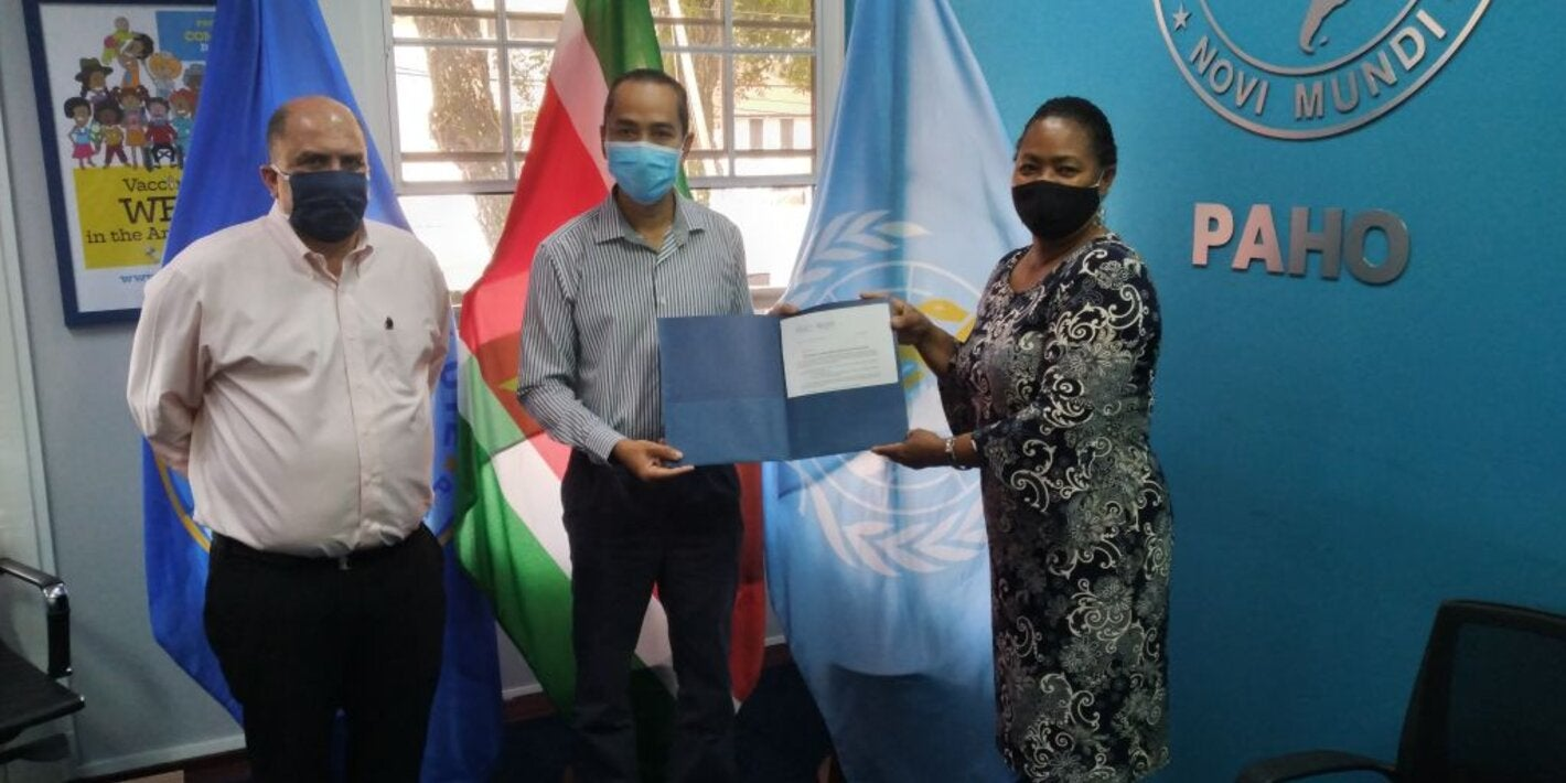 The National Central Laboratory of the Bureau for Public Health is recognized and designated by the World Health Organization (WHO) as the National Influenza Health Center.