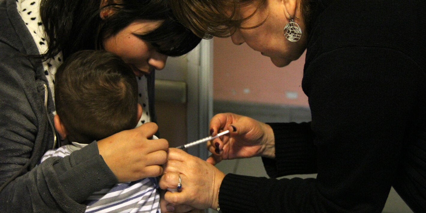 Vaccination in the Americas