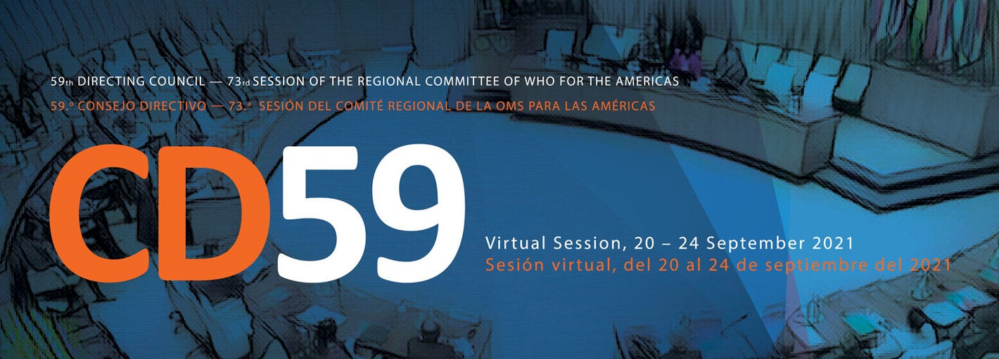59th Directing Council of the Pan American Health Organization
