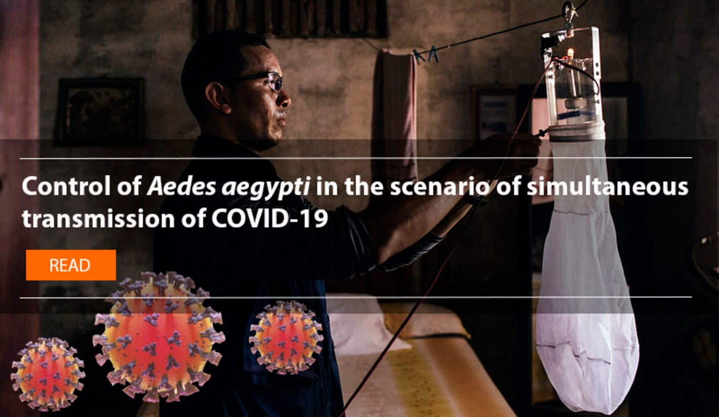 Vector Control and COVID-19