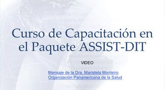 ASSIST-DIT (Alcohol consumption, Tobacco and other drugs )
