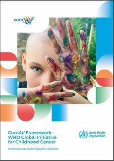 Cover of the booklet CureAll framework
