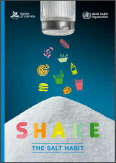 SHAKE. Technical package for salt reduction