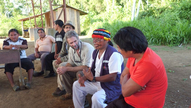 PAHO issues guidance to reduce COVID-19 transmission among indigenous, afro-descendant groups thumbnail