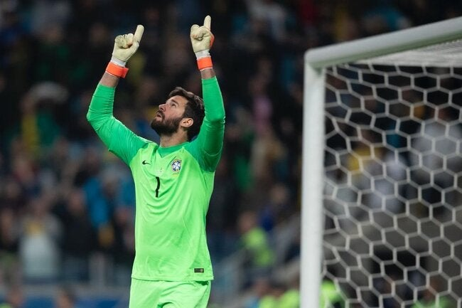 Alisson Becker and WHO Foundation launch campaign to raise resources and support treatment for COVID-19 patients starting in the Americas thumbnail