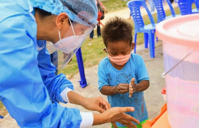 On World Health Day, PAHO Director calls for equitable pandemic recovery in the Americas thumbnail