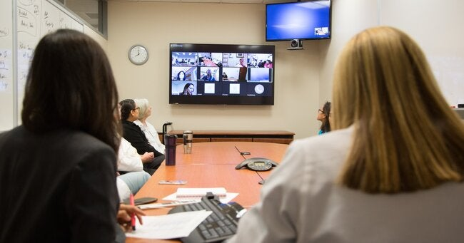 ECHO Latin America ELA ProjecT: Monthly teleconferences on cervical cancer prevention programs