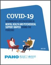ICOVID-19 Recommended Interventions in Mental Health and Psychosocial Support (MHPSS) during the Pandemic, June 2020