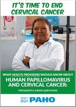 Booklet: What health providers should know about HPV and cervical cancer (2019)
