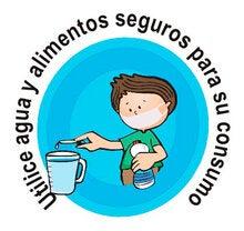 Llave 1 - agua y alimentos seguros