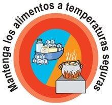 5 Llaves - temperatura segura