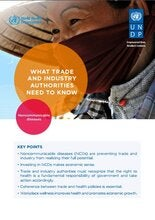 WHAT TRADE AND INDUSTRY AUTHORITIES NEED TO KNOW