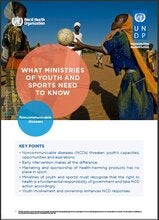 WHAT MINISTRIES OF YOUTH AND SPORTS NEED TO KNOW