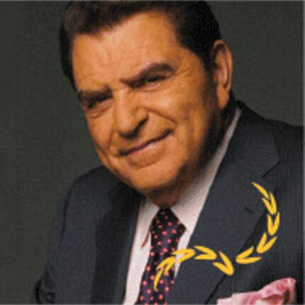 "Mario Kreutzberger - ""Don Francisco"""
