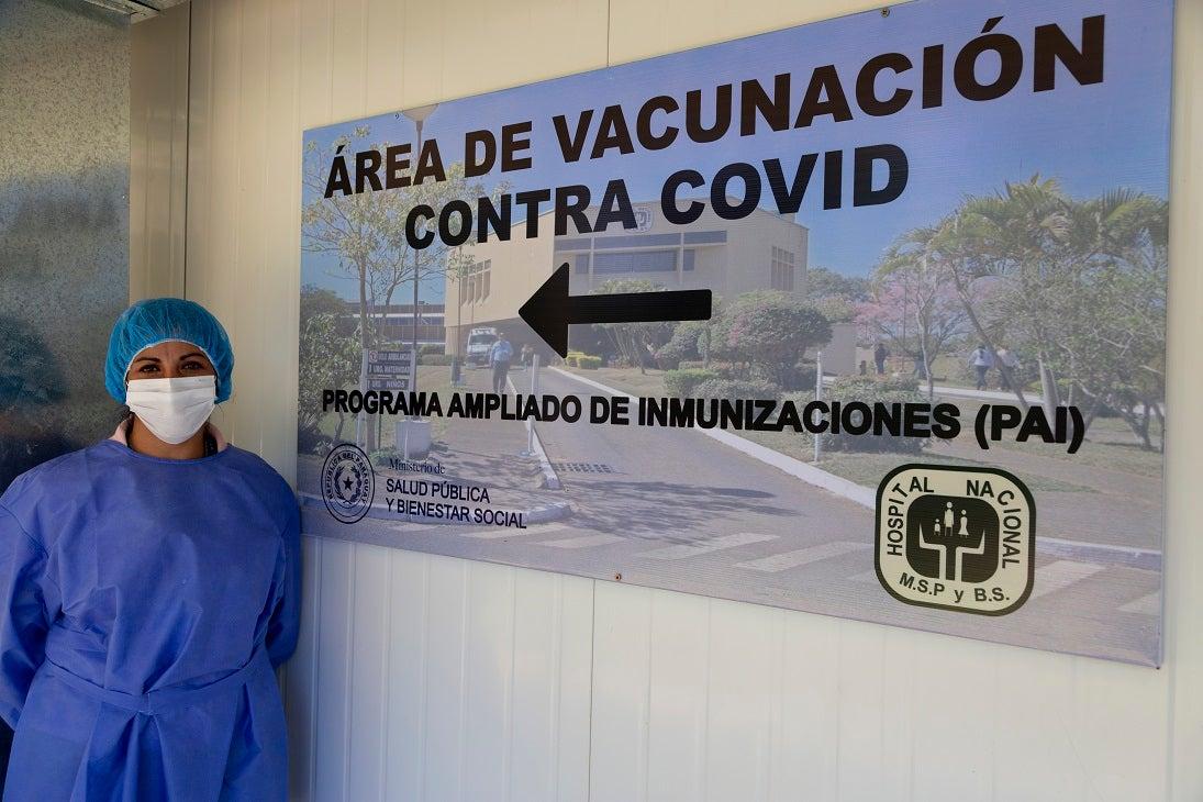 Vacunatorio PAI Paraguay